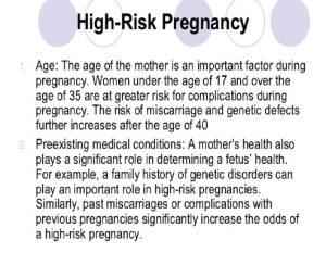 High risk pregnancy doctor in Pimple Saudagar